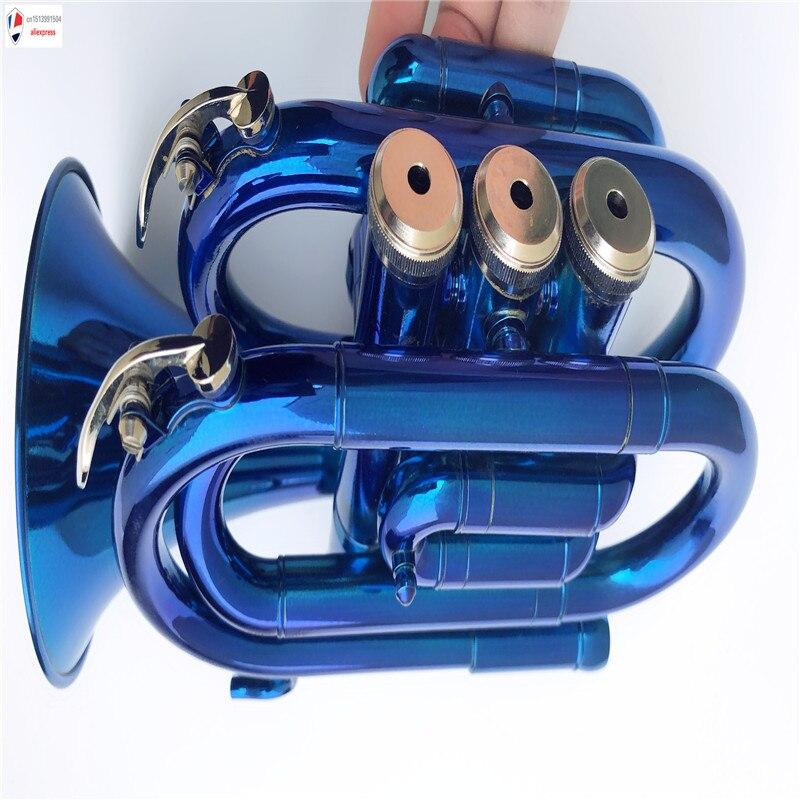 Νέο Bach Pocket Trumpet Blue Band Φοιτητής - Μουσικά όργανα - Φωτογραφία 3