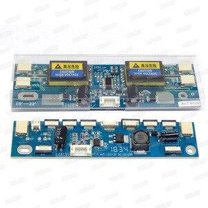Image 5 - T V18 اختبار أداة ل لوحة LED شاشة LCD تستر دعم 7 84 بوصة + محول الجهد مجلس 14 قطعة LVDS
