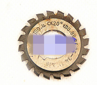 1PC Sold Separately Module 0 4 PA20 Bore16 1 2 3 4 5 6 7 8