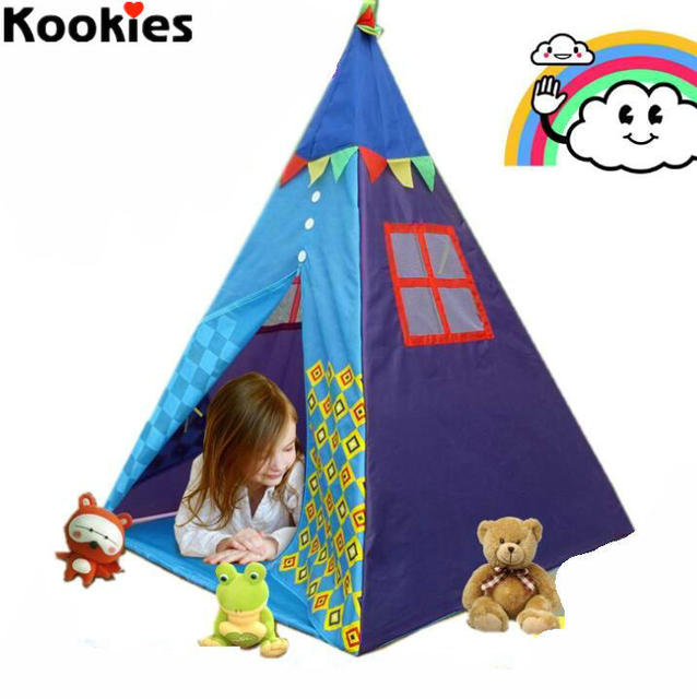 Indoor play teepee for kids outdoor c&ing tent baby Indian tent teepee tents BTY007  sc 1 st  AliExpress.com & Indoor play teepee for kids outdoor camping tent baby Indian tent ...