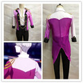 YURI!!! on ICE Cosplay Costumes Anime Full Set Blue Skating Suit Performing Clothes Victor Nikiforov Yuri
