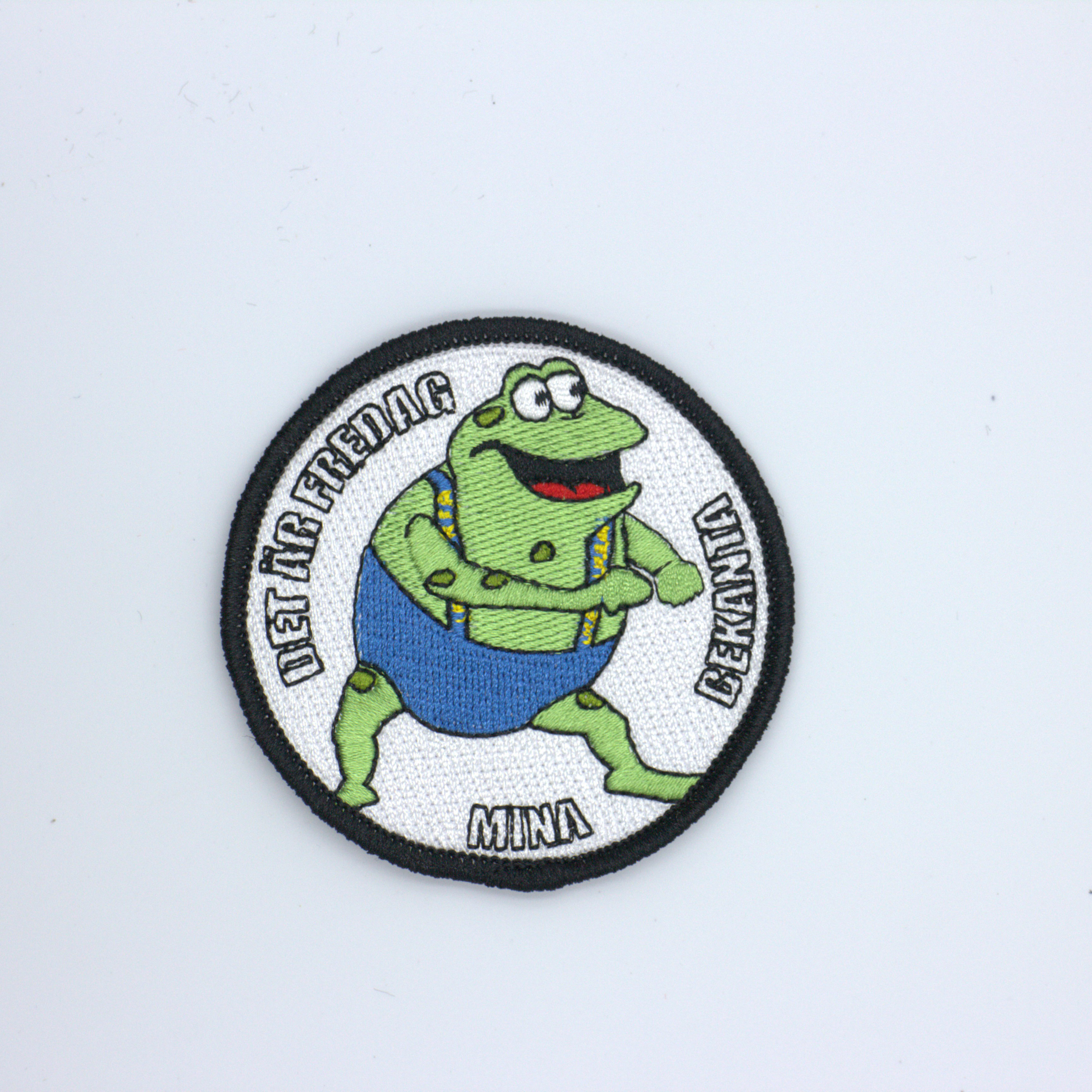 Patch chapter custom double sided adhesive adhesive process in Patches from Home Garden