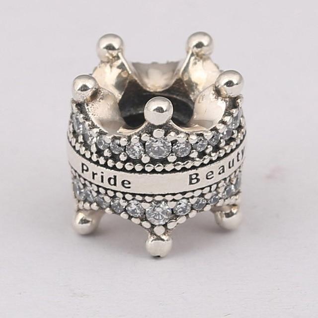 89b4d1ff4 ... shop authentic 925 sterling silver bead houonr pride beauty beads charm  fit original pandora bracelet diy