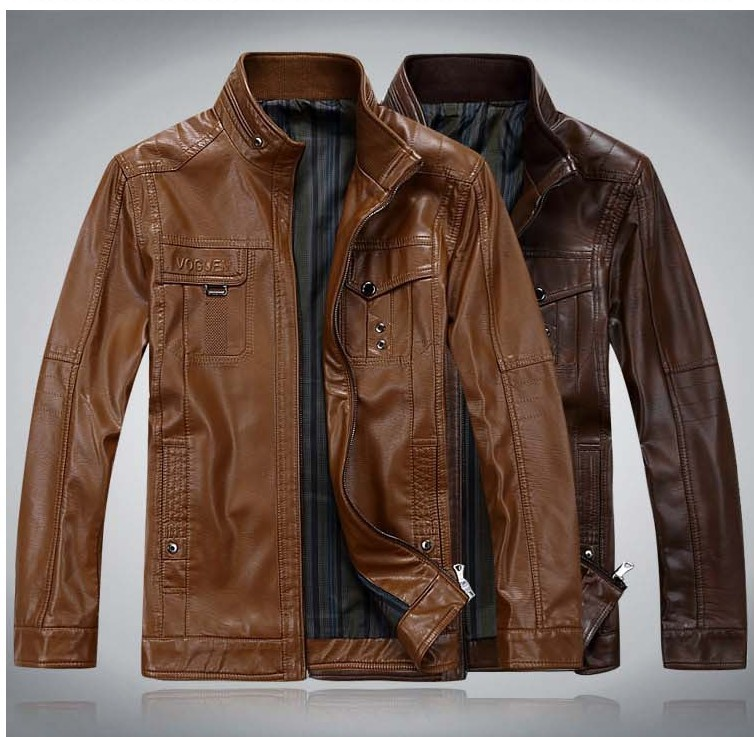 Italian Leather Jackets For Men | Outdoor Jacket