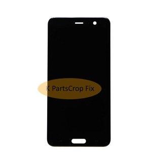 """Image 3 - 5.2 """"HTC U play için LCD ekran dokunmatik ekran digitizer Paneli Pantalla Için Yedek Parçalar HTC U Oyna LCD 100% Test Yeni"""