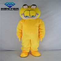 high quality Garfield Adult mascot Garfield mascot costume Garfield for adult