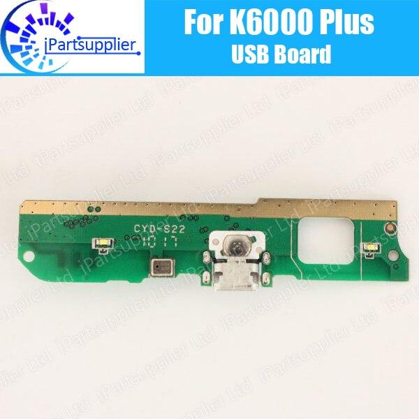 Oukitel K6000 Plus usb board 100% Original Neue für usb plug ladevorstands Ersatz Zubehör für Oukitel K6000 Plus