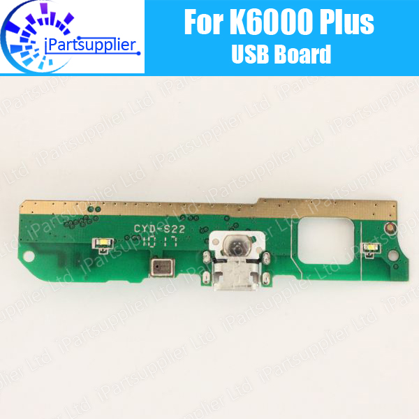 Oukitel K6000 Plus Usb Board 100% Original New For Usb Plug Charge Board Replacement Accessories For Oukitel K6000 Plus
