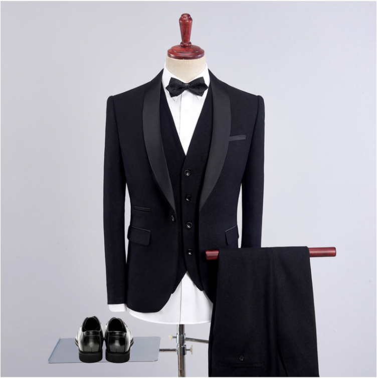 2018 Men's Suits Customize Slim Fit Groom Tuxedo Man  Mens Jackets And Coats Mens Tuxedo Men Suits For Wedding Costume Homme