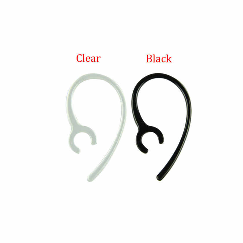 2pcs Earclips Voberry Universal Ear Clamp Headset Earloops EarClips EarHook Ear Loop Hook Clip for Bluetooth