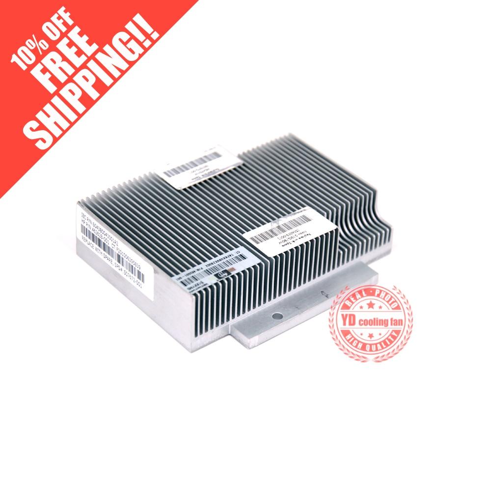 FOR HP DL360G6 360G7 server CPU heatsink 462628-001 507672-001 for hp server dl360p g8 cpu heatsink 654757 001 667880 001