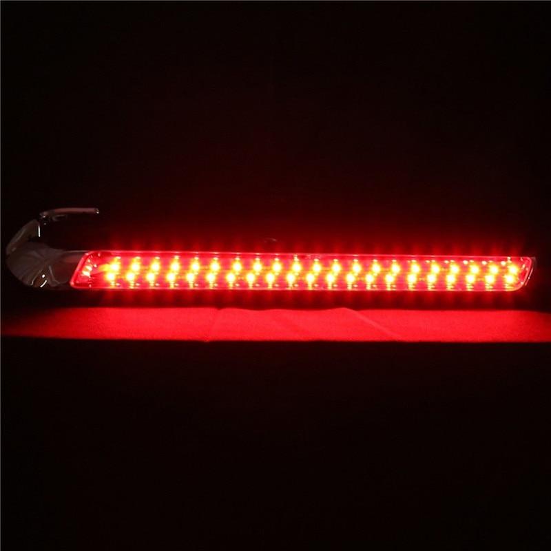 LED Motorcycle Turn Signal Light Lens Saddlebag Side Marker Light Lamp For Harley Touring Electra Glide FLHR FLHX 2014 2018 2017