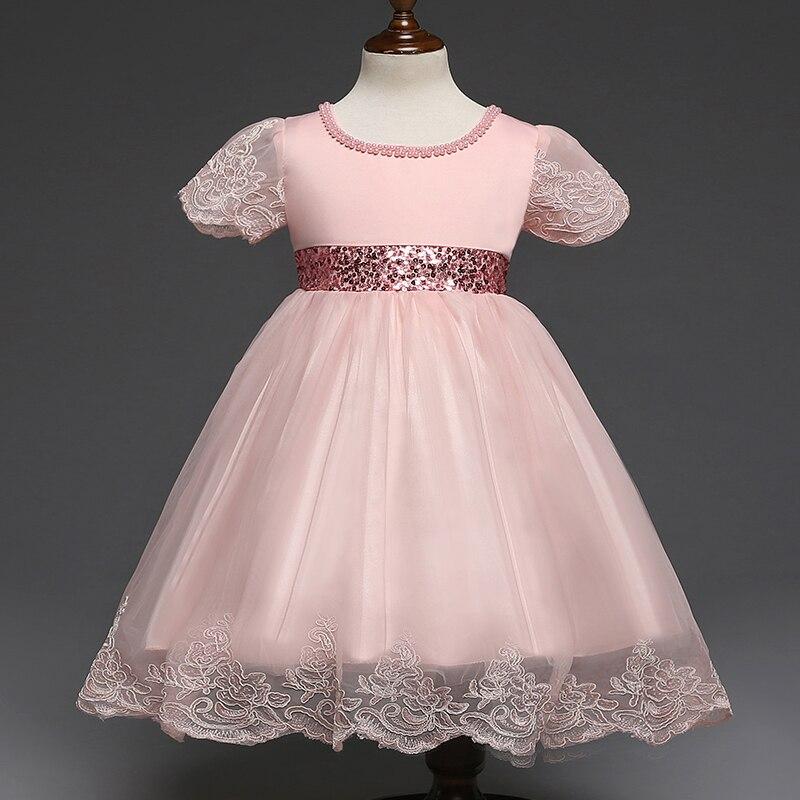 Sedikit Pakaian Gadis Bayi Gaun Pesta Cantik Acara Pesta Gaun Acara