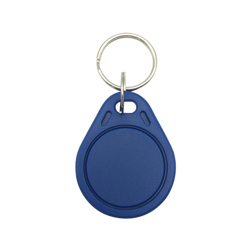 цена 100pcs/lot Contactless Passive id rfid card, 125 Khz Writable T5577 125khz Access Control Rfid Keyfobs
