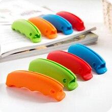 Силиконовый сумка для покупок корзина, хозяйственная сумка продуктовый держатель ручка удобная ручка бренд кухонные аксессуары 70