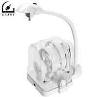 3 Lens Desktop Multi functional 2.5X 5X 16X Welding 6 LED Light Magnifier Table Lamp Loupe Soldering Repair Magnifying Tool