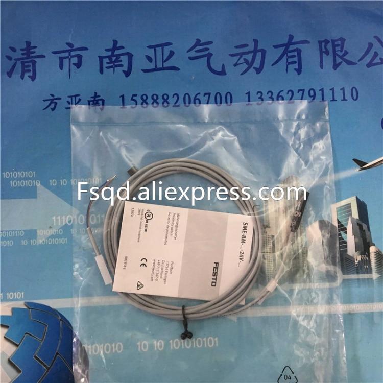все цены на  SME-8M-ZS-24V-K-2.5-OE 543872 FESTO magnetic switch  онлайн
