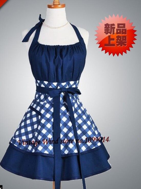 Mode mignon vêtements magasin style européen vintage tablier ...