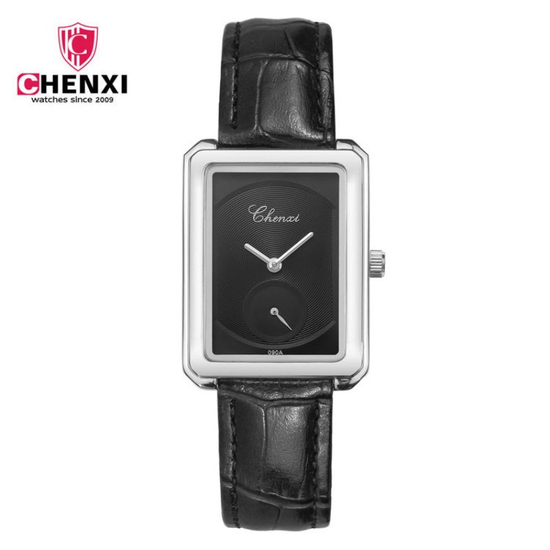 High Quality Women CHENXI Quartz Clock Movement Watches Business Casual Style Women Clock Gift Waterproof Wristwatch PENGNATATE