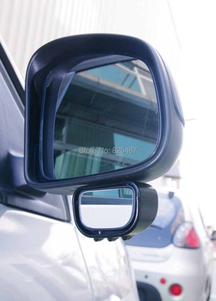 Universal Convex Rear View Mirrors Vehicle Side For Car