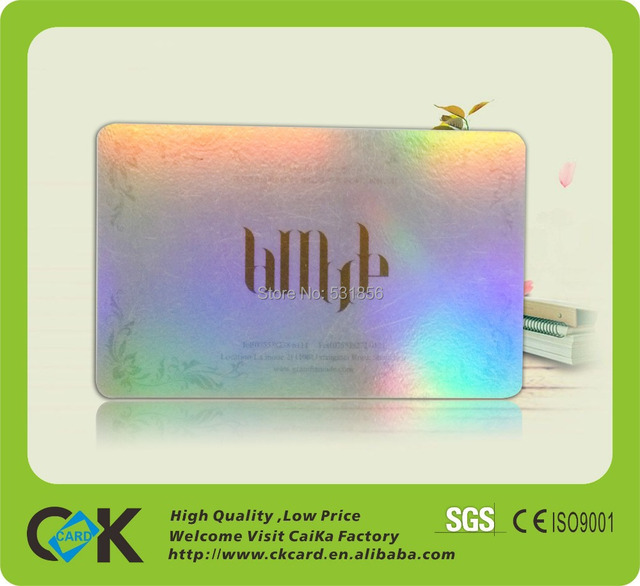 Custom fancy plastic hologram business cards credit card size cheap custom fancy plastic hologram business cards credit card size cheap price reheart Images