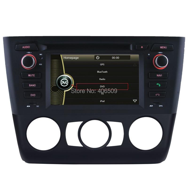 car dvd player gps navigation for bmw 1 series e81 e82 e88 manual rh aliexpress com BMW X5 Navigation System BMW X5 Navigation System