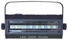 200w led King stroboscopic strobe / strobe light / bar / KTV / DJ equipment / stage effects / light efficiency lights / dmx 512