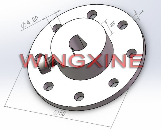 ASMC and ASME series special steering arm plate for game