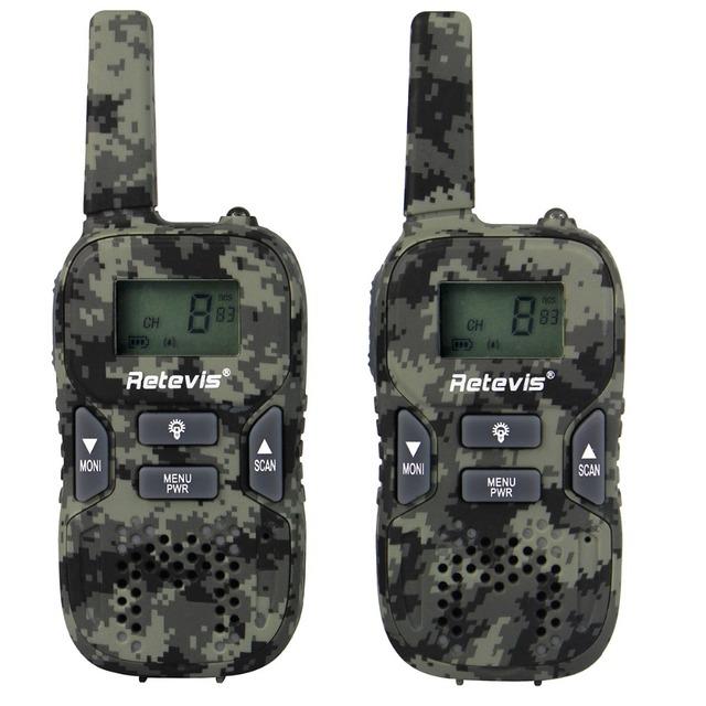 2 pcs rt33 pmr 446 mhz digitalização retevis walkie talkie rádio crianças Tom de Chamada VOX CTCSS/DCS 2 Maneira de Rádio Amador Hf Transceptor A9117