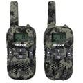 2pcs Walkie Talkie Kids Radio Retevis RT33 PMR 446MHz Scan VOX Call Tone CTCSS/DCS 2 Way Radio Amador Hf Transceiver A9117