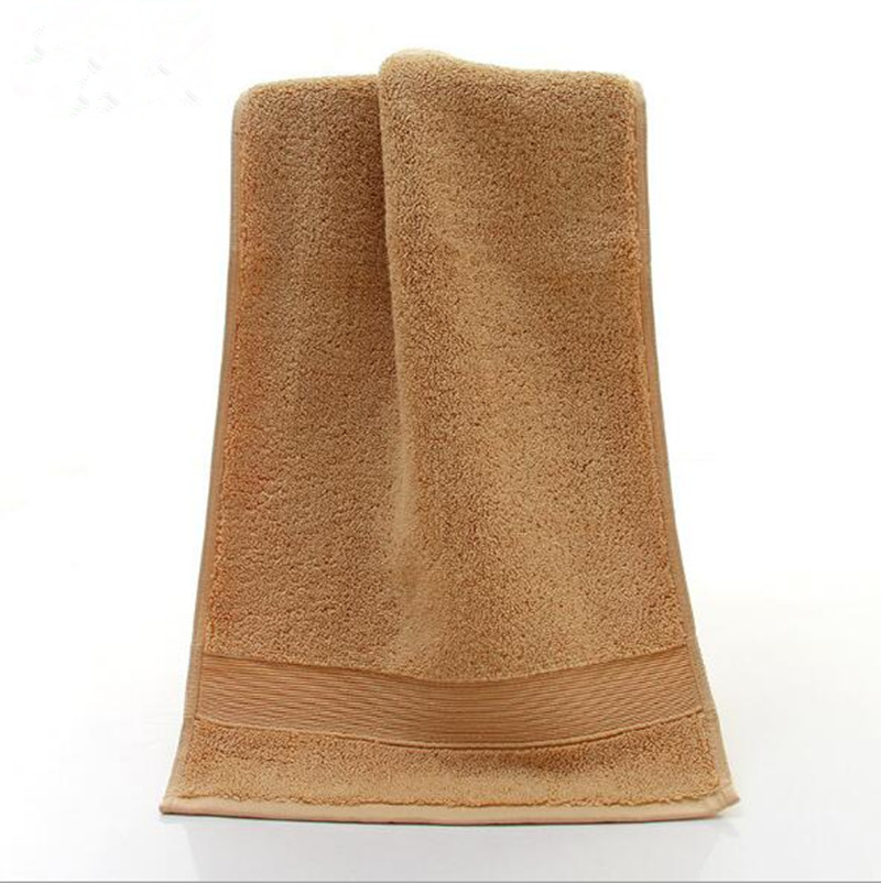 100 Cotton Solid Color towels Bath Towel Hand Towel Face New 7Colors Face Towel Free Shipping in Face Towels from Home Garden