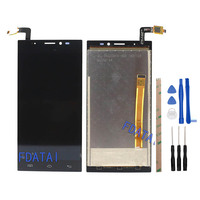 5 5 Inch DOOGEE F5 LCD Display Touch Screen Assembly 100 New Tested LCD Digitizer Glass