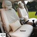 Universal Tampa de Assento Do Carro Para Nissan Qashqai Nota Murano Almera Teana Tiida Março X-trai acessórios do carro sedan