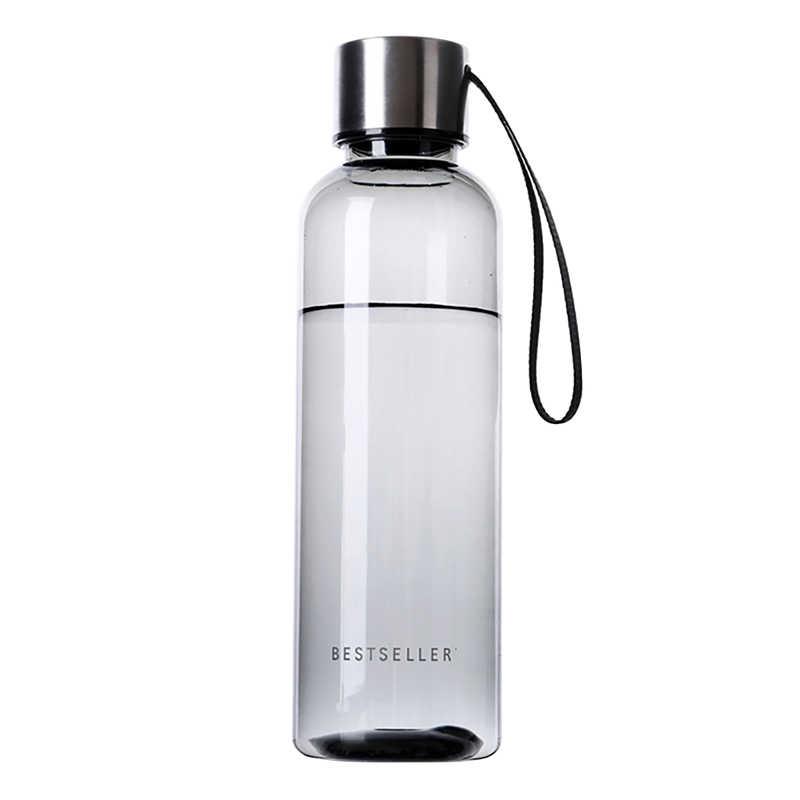 1 Pz 500 ml Multiuso All'aperto Bottiglie di Acqua Sport Bottiglia di Succo di Limone Prontamente Spazio Solo Un Acqua BottleJJPS