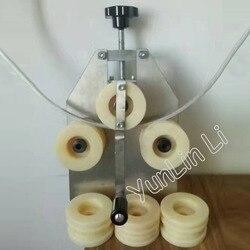 Aluminum Bar Bending Machine 6-16mm Hollow Aluminum Strip Bender Manual hollow glass aluminum strip bending machine