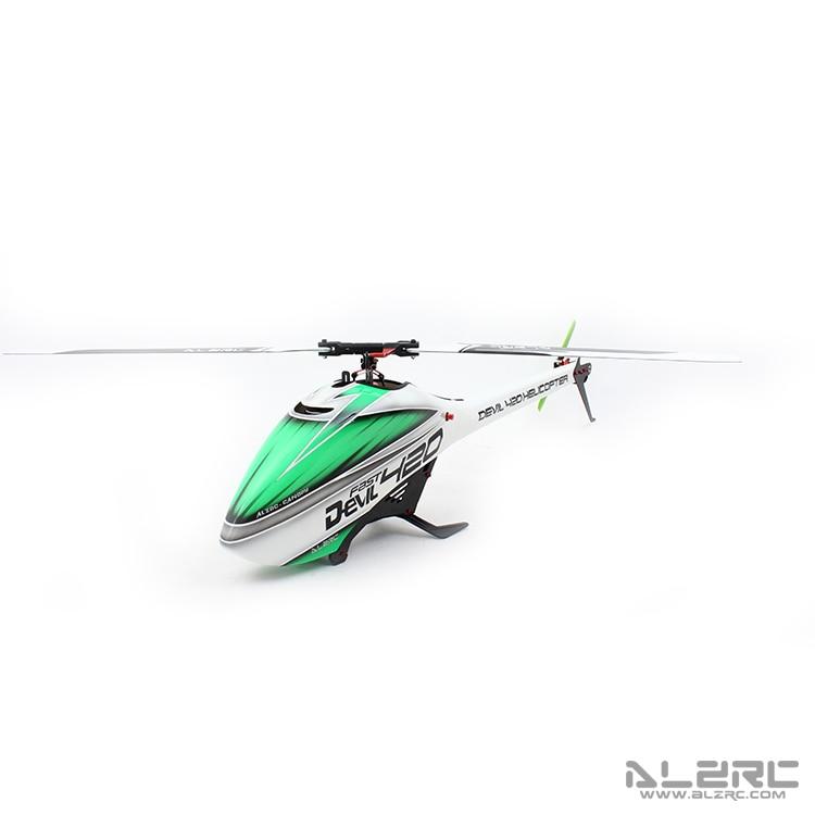 ALZRC diabeł 420 szybka FBL zestaw standardowe w Helikoptery RC od Zabawki i hobby na  Grupa 2