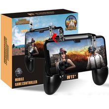 W11+All In One Mobile Gaming Game Pad For Phone Free Fire PUBG Mobile Game Contr