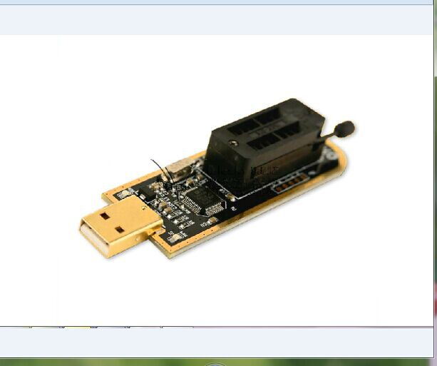 XTW100 programmer USB motherboard BIOS SPI FLASH burn 24, 25, speaking, reading and writing