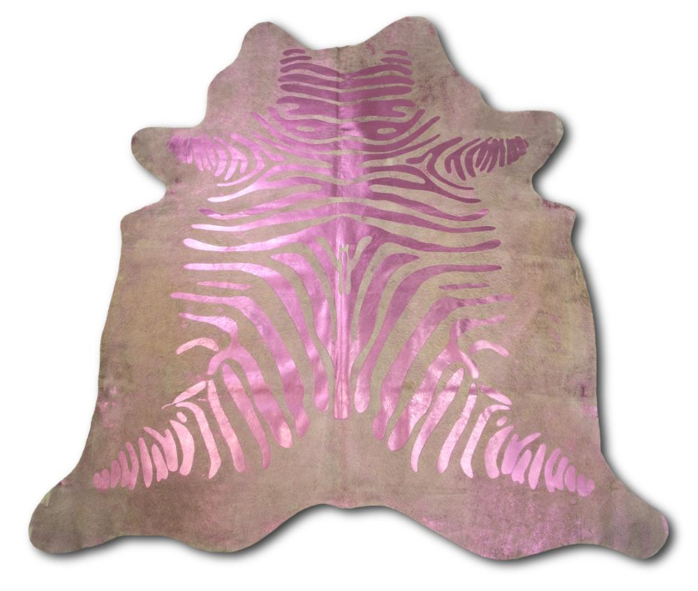 Zerimar peau tapis vache naturel | 215x215 cm | salon | décorations | dortoir tapis tapis tapis