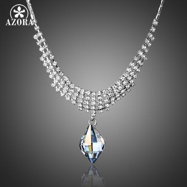 Wostu 925 Sterling Silver Drop Dangle Enfileur Boucles d/'oreilles asymétrie Boucle d/'oreille cadeau