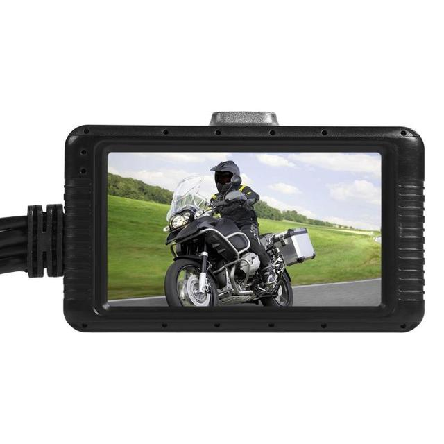 VODOOL SE100 Full HD 1080P Motorcycle Camera 1