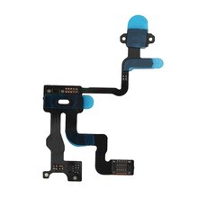New Proximity Light Sensor Power Button Flex Cable Ribbon For iPhone 4S Mobile