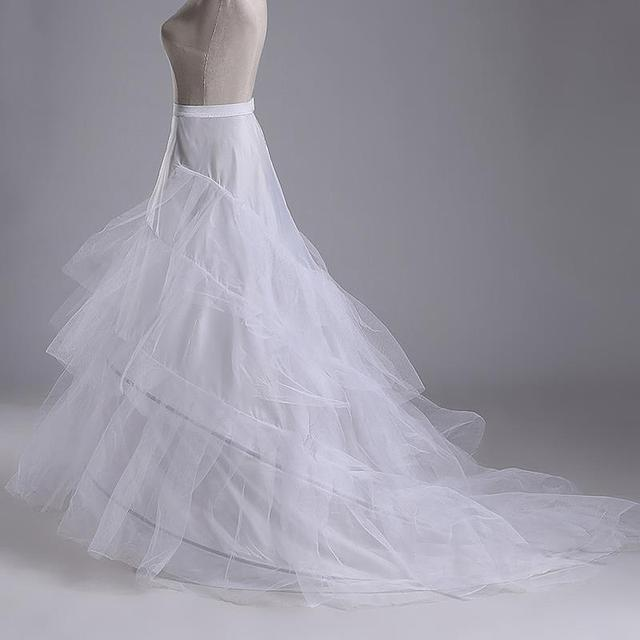 c8502205ef5f7 Super Cheap Ball Gown Petticoat Wedding Slip Crinoline Bridal Underskirt  Layes Slip Skirt Crinoline For Quinceane