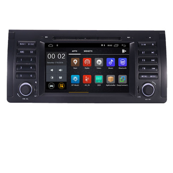 """In Stock 7""""HD IPS Android 10 Car radio dvd for BMW E53 X5 GPS Navigation with Wifi 3G Bluetooth Radio Steering wheel Control"""