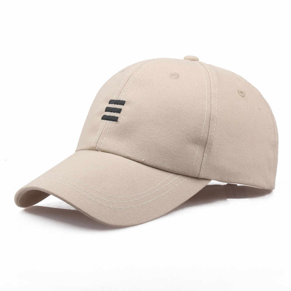 1 Buah Topi Bisbol Dapat Disesuaikan Topi Rekreasi Topi Warna Solid Fesyen Musim Panas Musim Gugur Topi