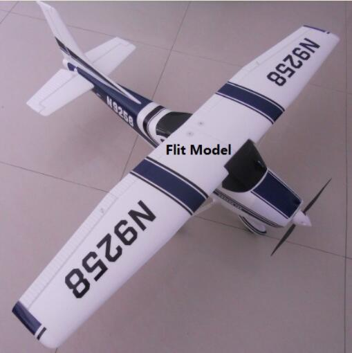 <font><b>RC</b></font> Hobby <font><b>Plane</b></font> Big <font><b>Cessna</b></font> <font><b>182</b></font> epo RTF ready to fly NO battery Good for Beginner image