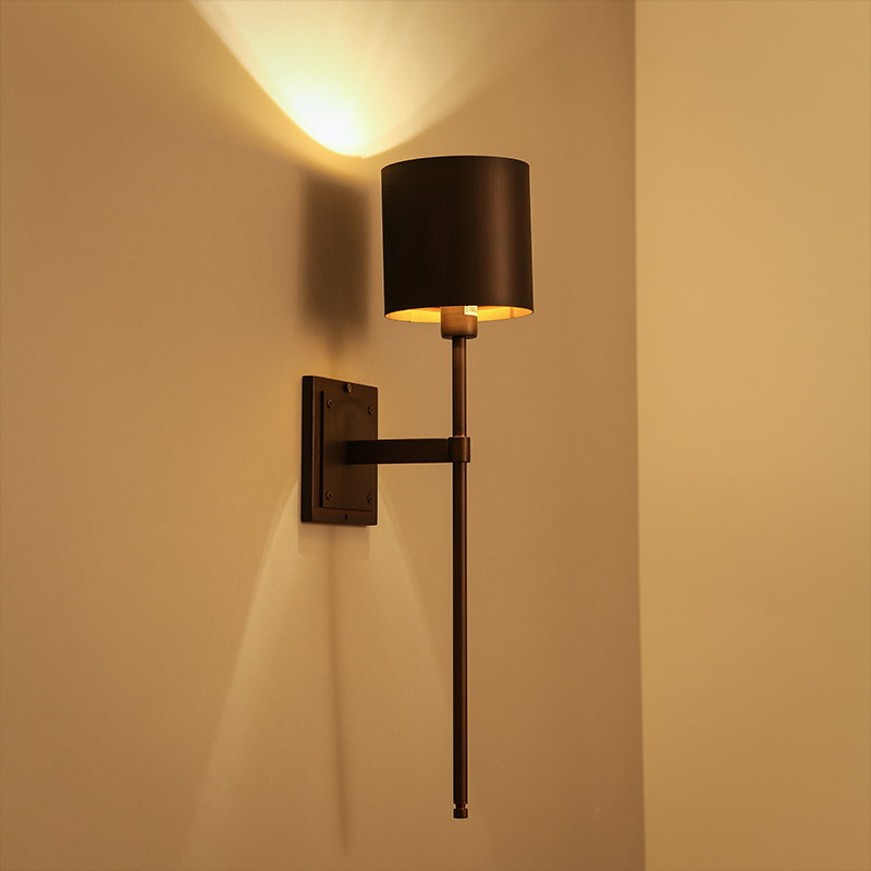 retro americana lmpara bar nordic simple dormitorio pasillo escaleras interiores paredes industria lmpara de noche lmpara