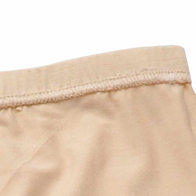 Бесшовные женские модальные трусики летние эластичные женские трусы удобные женские интимные однотонные безопасные короткие mallas Женская Короткая Толстовка