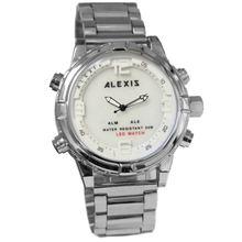Элегантные Серебристые Смарт часы анедигит от бренда Алексис