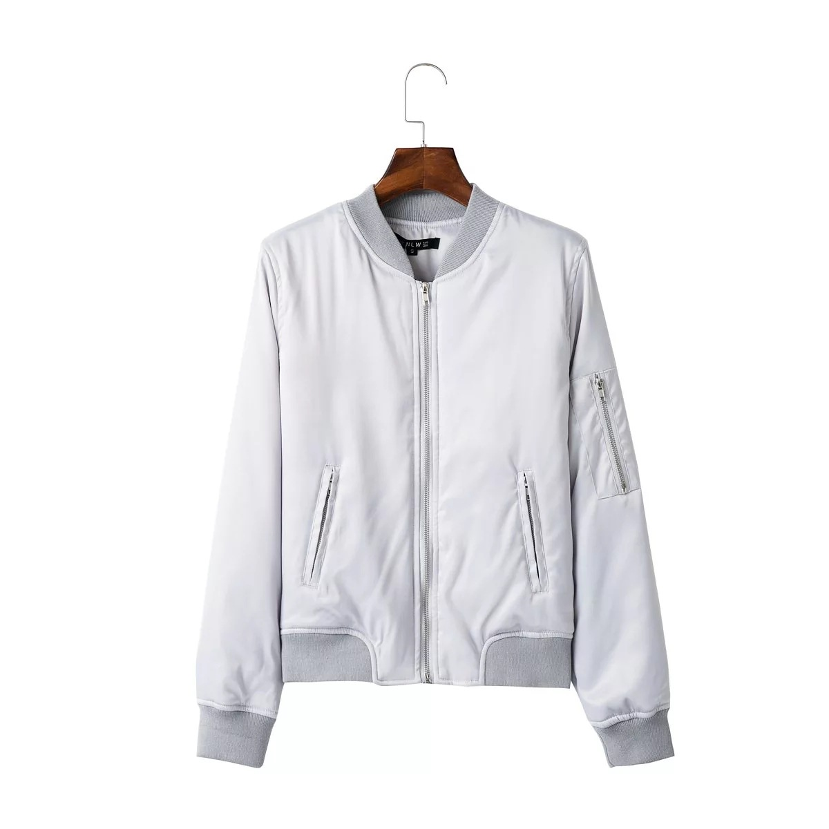 Popular White Flight Jacket-Buy Cheap White Flight Jacket lots ...